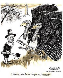 Carter inflation cartoon