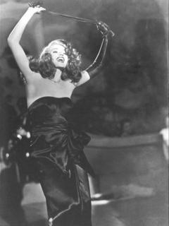 Gilda striptease