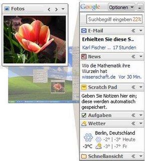 Google Desktop 3