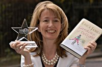 Erica James - Winner of The Foster Grant Romantic Novel of The Year