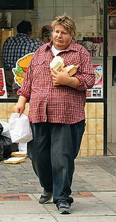 Jamie Oliver in a fat suit