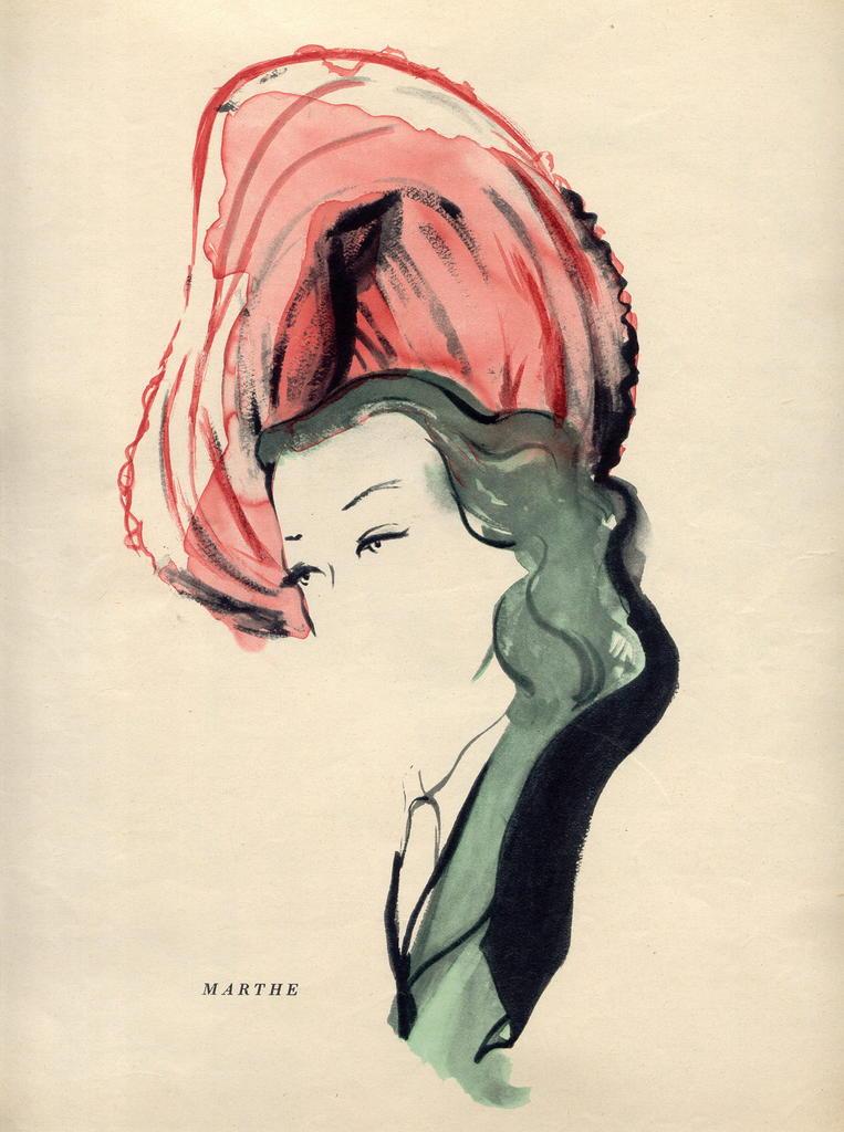 Vintage Hats Portfolio Ideas And Art Portfolio On Pinterest