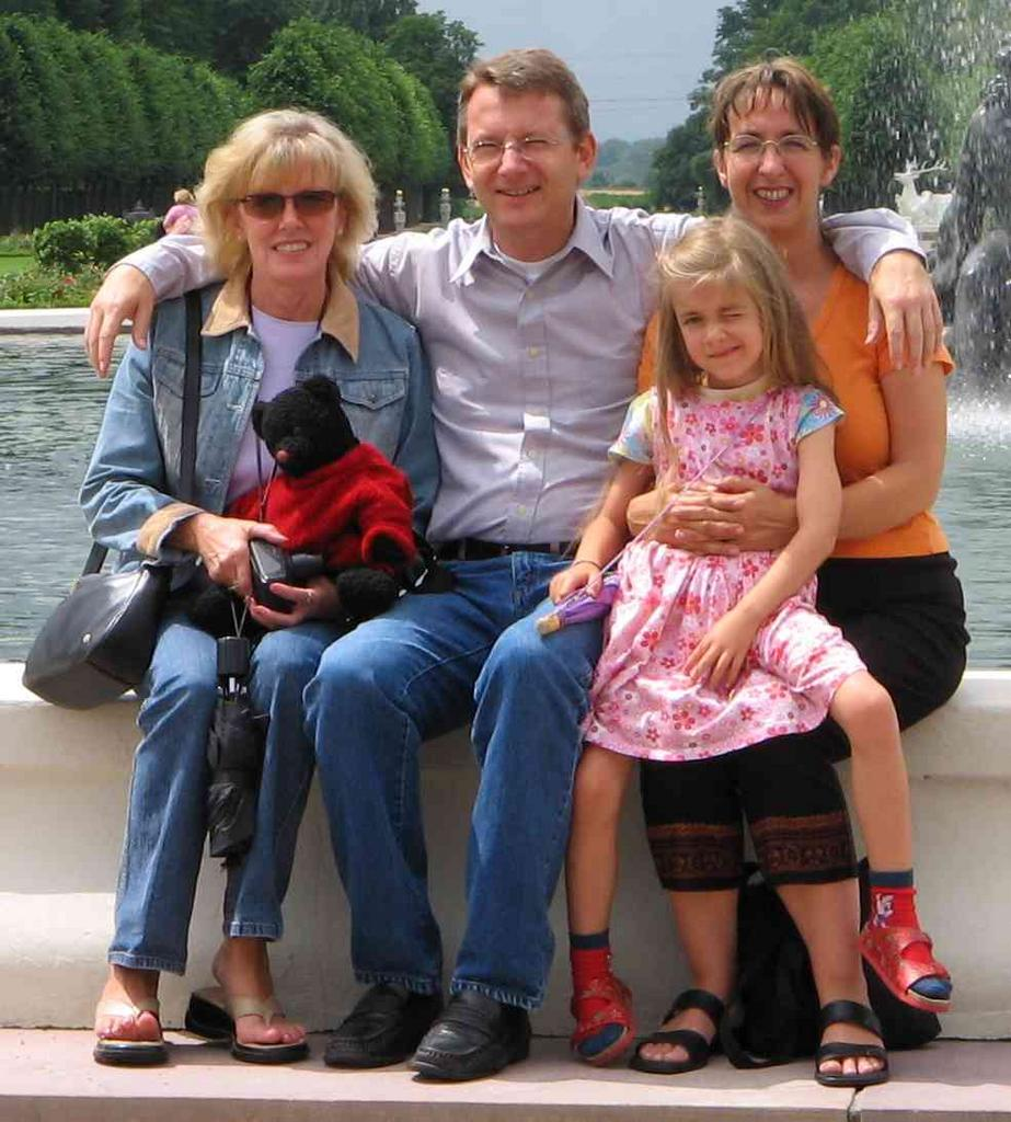 AHS Choral Exchange Trip To Germany: Meet The Schnitzer Family