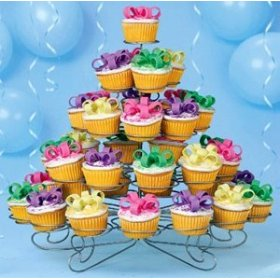 Buy large cupcake stand from Amazon