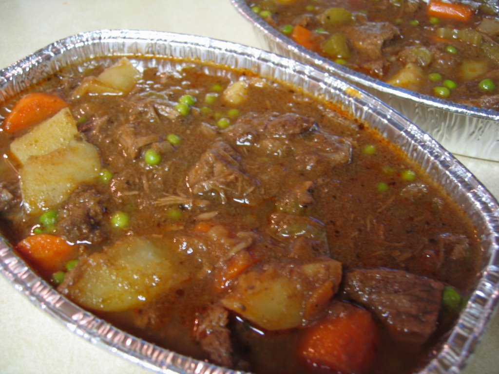 Chez Mégane: My Favorite Beef Stew
