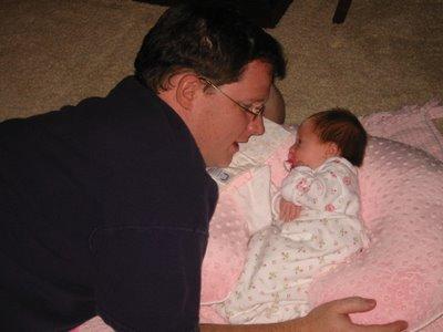 Daddy & Katie