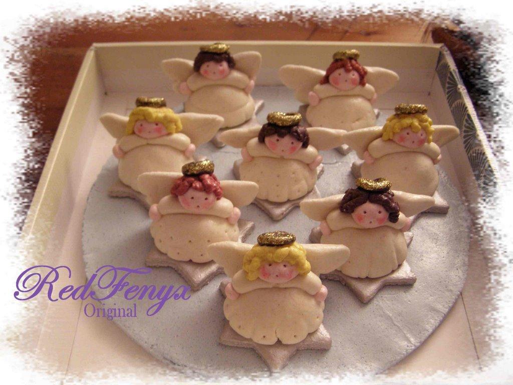Estremamente Ciao bambini: Decorazioni natalizie con la pasta di sale KR03