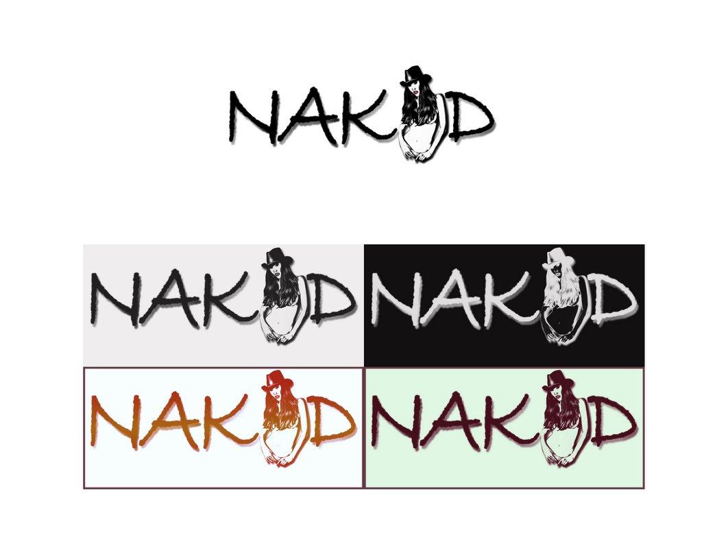 I\'ve been framed: NAKID Logo concepts