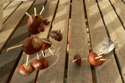 Chestnuts in September