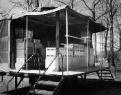 Round the Chuckbox: Army mobile kitchen trailer for catering?