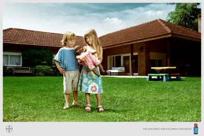 Bayer - Children Analgesic