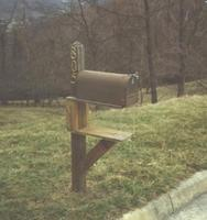 ICED proof mailbox