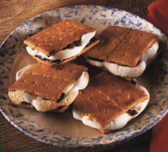 want to try S'MORES