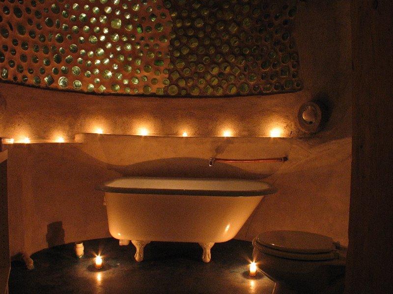 Kirst s earthship adventures flush toilet
