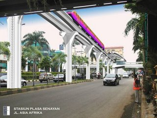 Stasium Plaza Senayan