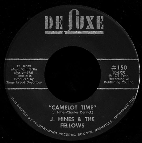 J Hines The Fellows Camelot Time Victory Strut