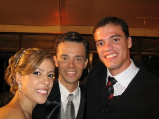 Cynthia, Casaco e Ivo