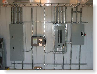 wiring metal buildings wire center u2022 rh inkshirts co wiring a metal building Wiring a Metal Building Workshop