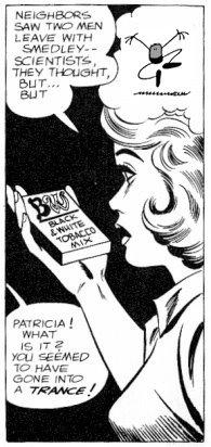 Patricia Ponders The Beanworld