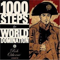 1000 Steps to World Domination cover