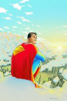 All Star Superman #1 Cover