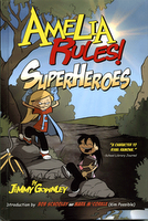 Amelia Rules: Superheroes