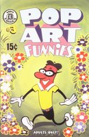 Pop Art Funnies #3 cover