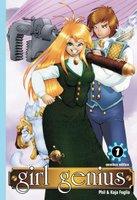 Girl Genius: Omnibus Edition #1