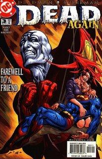 Deadman: Dead Again #3