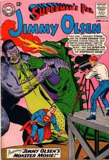 Superman's Pal, Jimmy Olsen #84