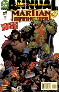 Martian Manhunter Annual #2