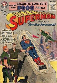 Superman #107