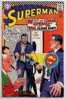 Superman #198