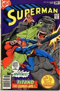Superman #324
