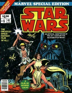 Marvel Special Edition featuring Star Wars< #1