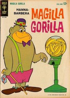 Magilla Gorilla #1