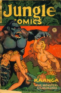 Jungle Comics #140