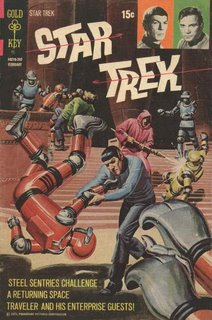 Star Trek (Gold Key) #13