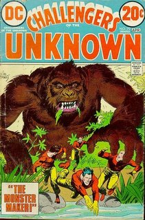 Challengers of the Unknown #79
