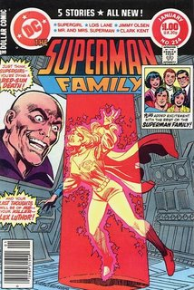 Superman Family #214