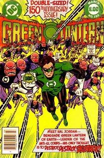 Green Lantern #150