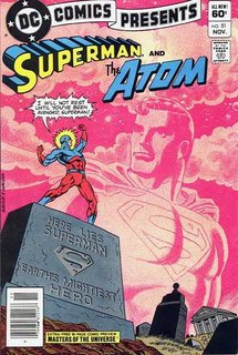 DC Comics Presents #51