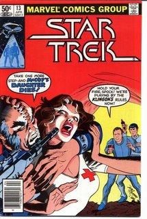 Star Trek (Marvel) #13