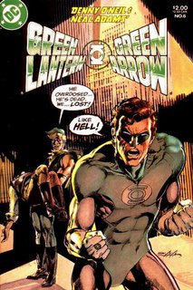 Green Lantern/Green Arrow #6