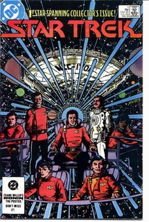 Star Trek (DC) #1