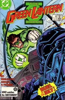Green Lantern Corps #216