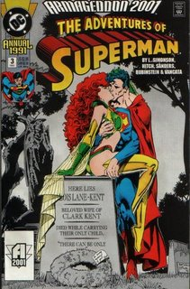 The Adventures of Superman Annual #3