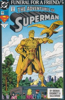 Adventures of Superman #499