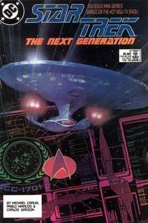 Star Trek: The Next Generation (DC) #1