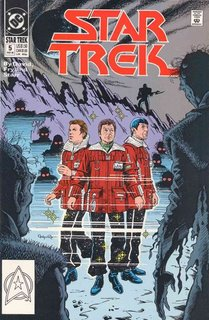 Star Trek (DC) vol. 2 #5